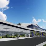 Finley Center Opens