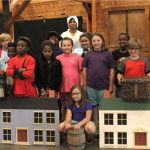 Family Fun with American Village