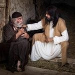 The Untouchable, Touched by Jesus
