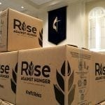 Rise Against Hunger: Local Volunteers Pack 300,098 Meals for Kids