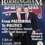 Birmingham Christian Family Magazine May 2018